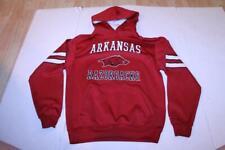 Youth Arkansas Razorbacks M (12/14) Athletic Hoodie Hooded Sweatshirt Colosseum