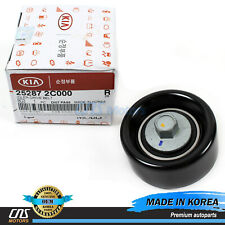 GENUINE Belt Idler Pulley for 2010-2014 Hyundai Genesis Coupe 2.0L 252872C000