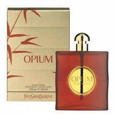 Yves Saint Laurent Opium YSL EDP Spray 90ml New Genuine Perfume Sealed Box Rare