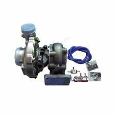 Universal T3 T04E .63 A/R TURBO Charger + BOOST Controller 350+ HP