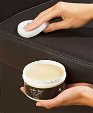 Wenko Lederpflege  - reinigt und konserviert Glattleder (Leder-Kur; Lederbalsam)