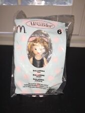 2005 McDonalds: Madame Alexander BALLERINA #6 - New, Sealed!