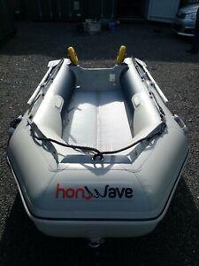 Honwave T32 IE Air floor inflatable boat Package