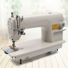 Industrial Walking Foot Sewing Machine Head Sewing Clothing Heavy Duty Us Stock