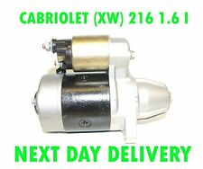 ROVER CABRIOLET (XW) 216 1.6 I CONVERTIBLE 1992 1993 > 1999 RMFD STARTER MOTOR