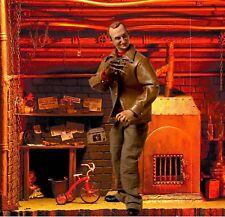 "1/6 Freddy Krueger Nightmare Elm Diorama 15""x15"" Detolf - 12"" Sideshow 8"" NECA"