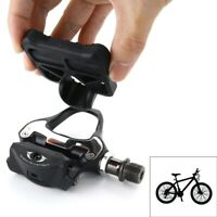 1 Pair Road Bike Accessory SPD-SL Locking Cycling Adapter Pedals US Warehouse