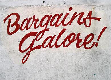 SLJ Bargains