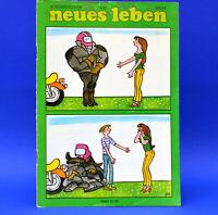 DDR Neues Leben 4 1981 Josipa Lisac Rund Prinzip Katrin Lindner Ku-Klux-Klan Z