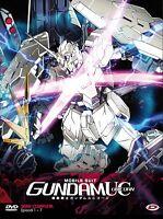 MOBILE SUIT GUNDAM UNICORN THE COMPLETE SERIES 7 OVA  7