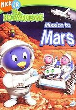 The Backyardigans - Mission to Mars (DVD, 2006) NEW