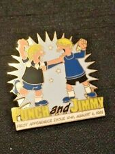 More details for comic 22ct gold-plated enamel badge by the danbury mint 15/02/2021/10 beano