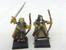 Warhammer Wood elf  Glade Guard Warriors metal oop army lot