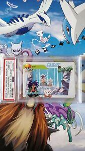 Otoshi Marowak 1999 Japanese Carddass Bandai PSA 10 Gem Mint Pokemon Card Game