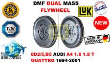 Für 8D2/5, B5 Audi A4 1.6 1.8 T Quattro 1994-2001 Neu Dmf Zweimassenschwungrad
