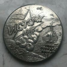 1918 VICTORY Brill Brothers Clothing Medal