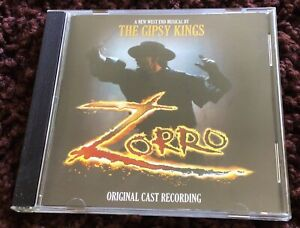 Zorro - A New West End Musical By The Gypsy Kings - Original Cast Recording 2008