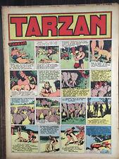 REVUE TARZAN.1 ERE SERIE.N°9.NOVEMBRE 1946.PARFAIT ETAT.NON COUPE.