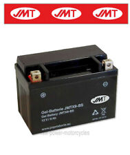 E-Ton EXL 150 ST Yukon 2003 JMT Gel Battery YTX9-BS 2 Yr Warranty