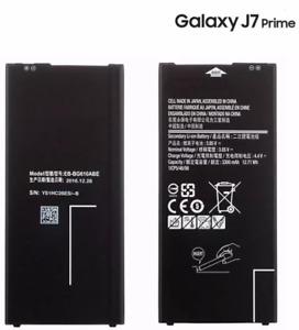 Samsung J7 Prime On7 Replacement Battery SM-G610 G610F EB-BG610ABE 3300mAh