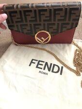 Fendi womens handbag - Wallet On A