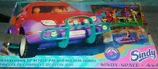 Sindy 1994 RARE 4x4 Jeep Hasbro 18462 Converts to Holiday Home New in Box