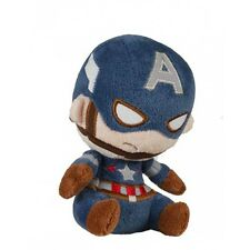 Funko Mopeez Marvel Avengers: Captain America Plush Doll Figure Collectible Toy