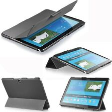 For Samsung Galaxy Note Pro / Tab Pro 12.2 Book Cover Case - Sleep/Wake - Black