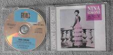 Nina Simone - My Baby Just Cares For Me - Original UK 3 TRK CD Single