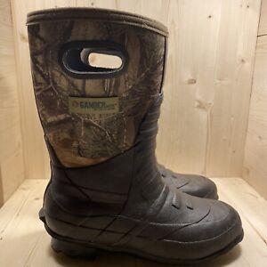 Gander MTN Hunting Boots Men's Size 6 Sku:65