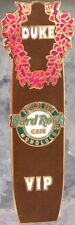 Hard Rock Cafe HONOLULU WAIKIKI 2014 PINtage PIN Trading Event VIP SURFBOARD LEI