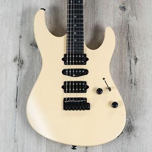 Suhr Modern Terra HSH Guitar, Gotoh 510 Bridge, Ebony Fretboard, Desert Sand