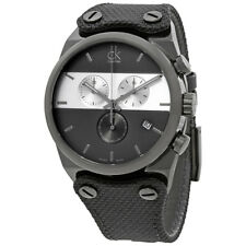 Calvin Klein Eager Chronograph Mens Watch K4B374B3