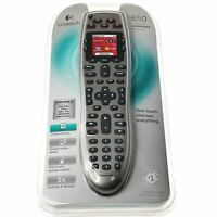 Logitech Harmony 650 Color-Screen Universal Remote Control Supports 6000+ brands