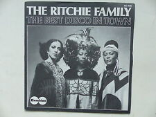 THE RITCHIE FAMILY The best disco in town 66475