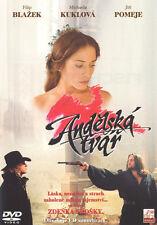 Andelska tvar 2001 paper sleeve Czech romantic movie DVD Pal