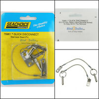 "Top Bend Gear Shift extension 4-3//4/"" Chrome steel 1//2/"" adaptor std thread 92582"