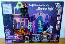 Monster High~School House Playset~No Dolls~NIB~NRFB