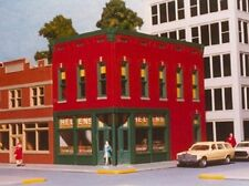 Smalltown USA/RIX -HO #699-6012 City Buildings -- Helen's Country Kitchen - NIB
