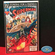 SUPERMAN #76 FUNERAL FOR A FRIEND/4 1ST PRINT DC COMICS 1993 VF/NM