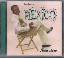 Balada 80s 70s MEGA RARE CD Colombia NEMESSIO por amor a Mexico MJERES DIVINAS