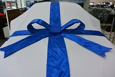 Giant Magnetic Car Bow - Blue or Red