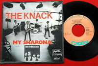 "KNACK MY SHARONA/LET ME OUT 1979 RARE EXYU 7"" PS"