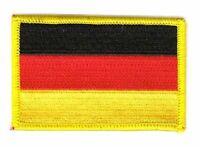 Aufnäher Deutschland Patch Flagge Fahne