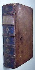 Christian Löber: HISTORIE von RONNEBURG (Thüringen) 1722, EA, Ganzleder, Selten!