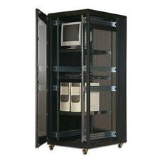 Intellinet Armadio Server Rack 19'' 800x1000 42 Unita' Nero