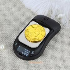 500g/0.1g Portable Gram Mini Digital Mouse Balance Weight Pocket Jewelry Scale