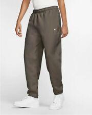 NikeLab Mini Swoosh Vintage TravisScott Olive Grey Sweatpants Heavy Medium Men