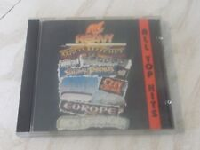 Derringer/ted nugent/europe/mountain : Hot N Heavy CD