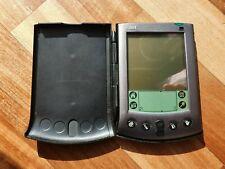 Palm V - Palmare PDA Vintage original + Custodia + Travel Kit + cavo seriale PC